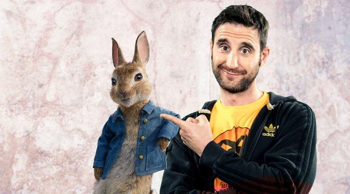 Silvia Abril ('Peter Rabbit'):