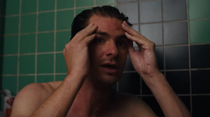 Andrew Garfield en 'Under the Silver Lake'