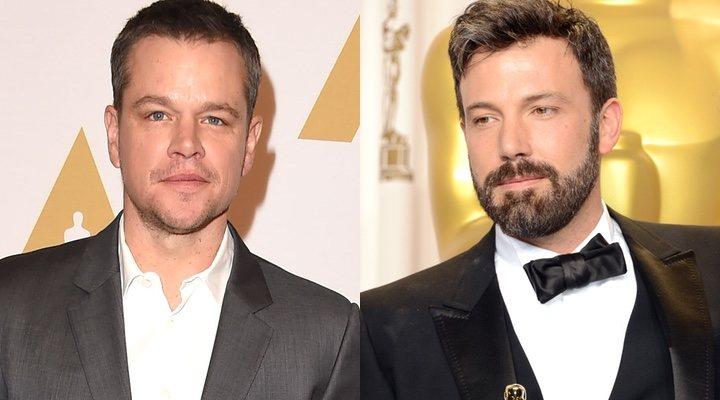 'Matt Damon opina sobre el tatuaje de Ben Affleck'