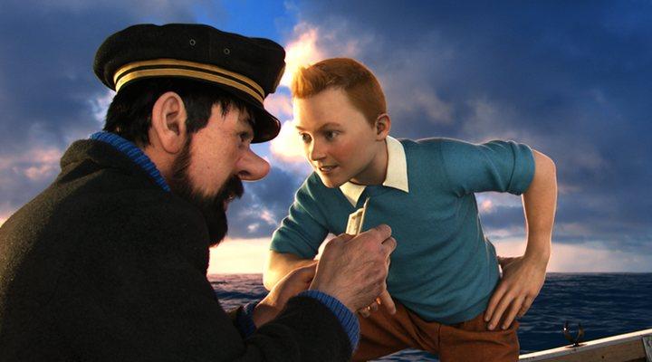 'Las aventuras de Tintin'