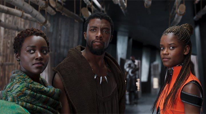 Fotograma de 'Black Panther''