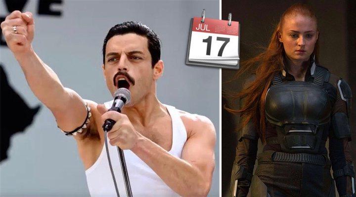 Bohemian Rhapsody y Dark Phoenix
