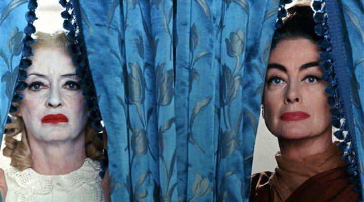 Bette Davis y Joan Crawford en '¿Qué fue de Baby Jane?'