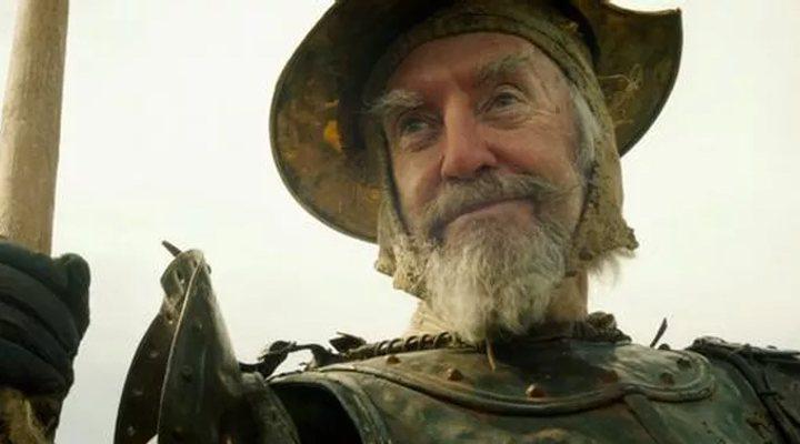 Jonathan Pryce en 'El hombre que mató a Don Quijote'