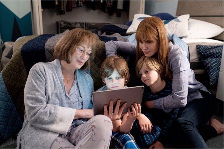 'Big Little Lies' Meryl Streep