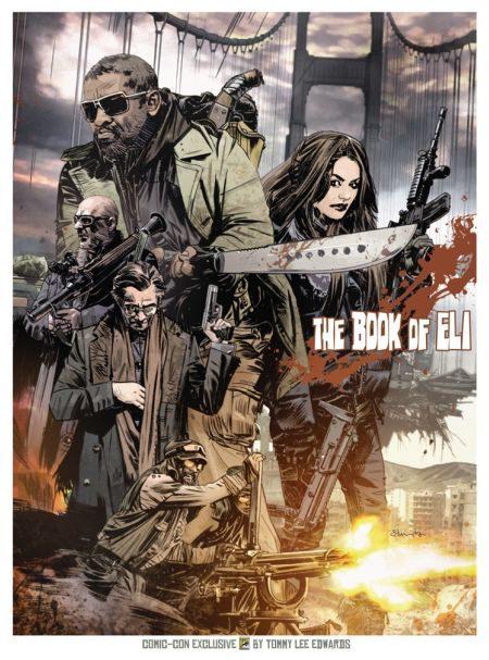 Nuevo poster para 'The book of Eli'