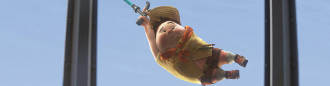 'Up', imaginación al poder