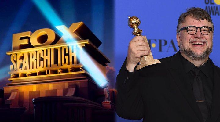 Logo de Fox Searchlight Pictures y Guillermo del Toro