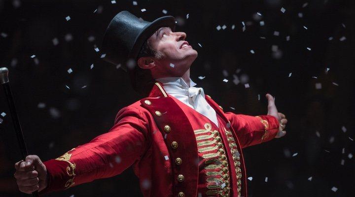 'El Gran Showman' Hugh Jackman