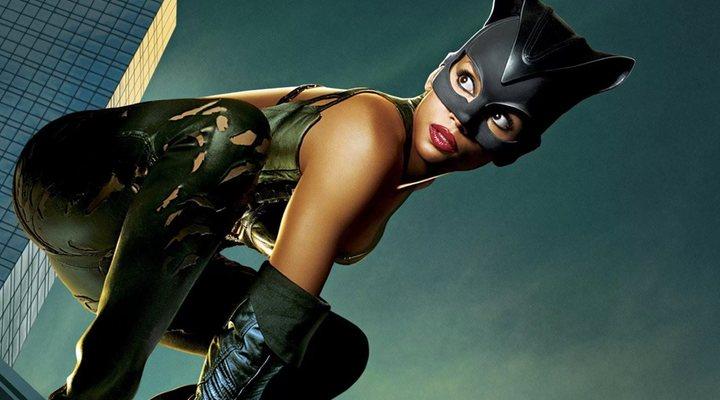 Halle Berry como 'Catwoman'