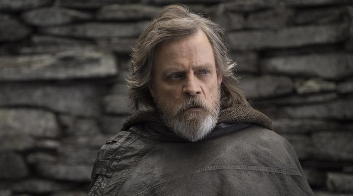Mark Hamill en 'Star Wars'