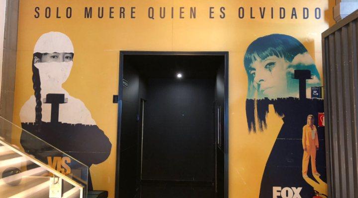 Foto de la exposición de 'Vis a vis'