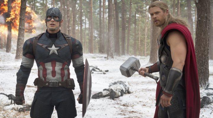 'Vengadores: La era de Ultrón
