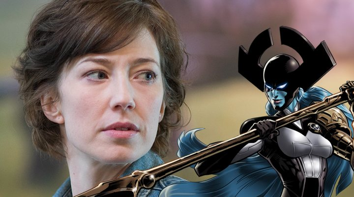 Carrie Coon y Proxima Midnight