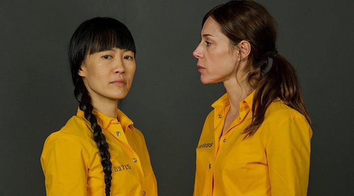 Huichi Chiu y Ruth Díaz interpretan a Akame y Mercedes