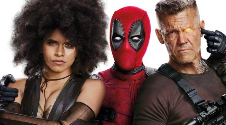 Domino, Deadpool y Cable