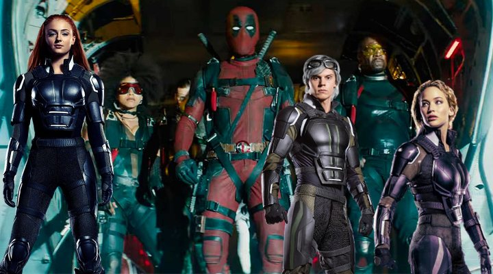 Deadpool y X-Men