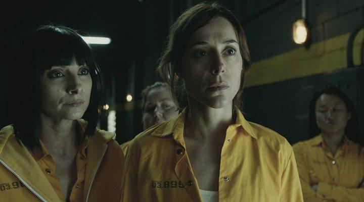 'Ruth Díaz interpreta a Mercedes en 'Vis a vis''