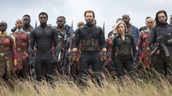 Tom Hiddleston en 'Vengadores: Infinity War'