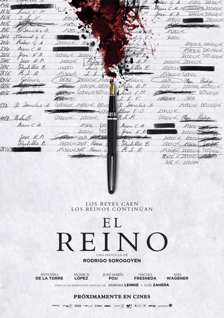 Poster de 'El reino'