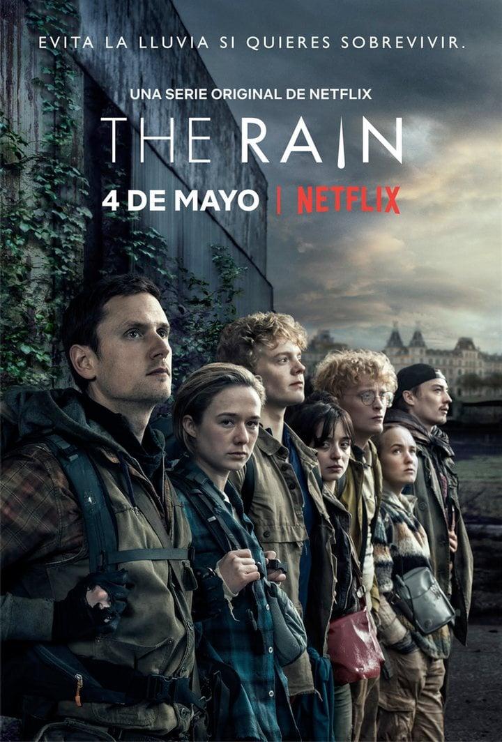 Cartel de 'The Rain'