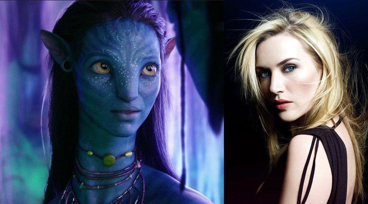 Kate Winslet Avatar 2