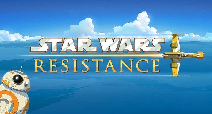 Logo 'Star Wars Resistance'
