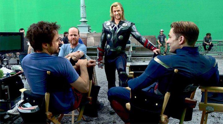 Joss Whedon y vengadores