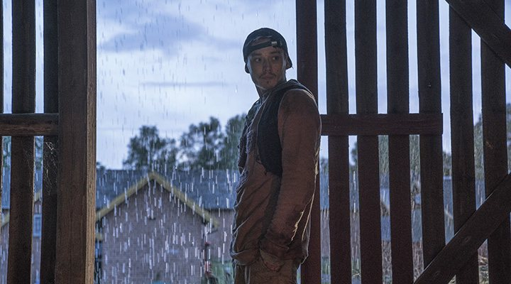 'Lukas Løkken da vida a Patrick en 'The Rain''