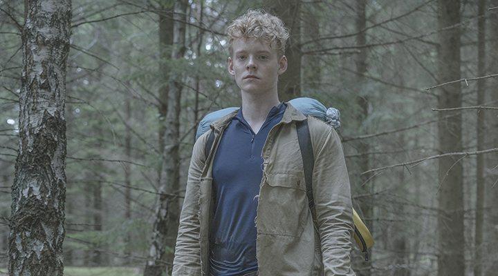 'Lucas Lynggaard Tønnesen interpreta a Rasmus en 'The Rain''