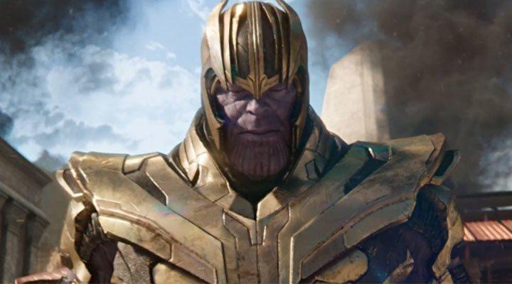 Thanos en 'Avengers: Infinity War'