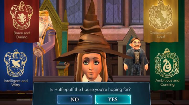 El Juego Harry Potter Hogwarts Mystery Esta Lleno De Errores