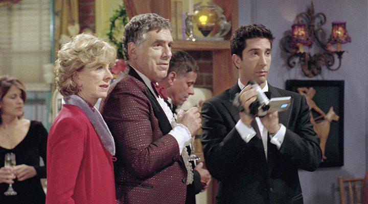 'Elliott Gould y Christina Pickles daban vida a Jack y Judy Geller, padres de Ross y Monica