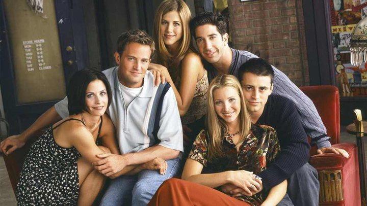 Posible nuevo reparto de 'Friends'