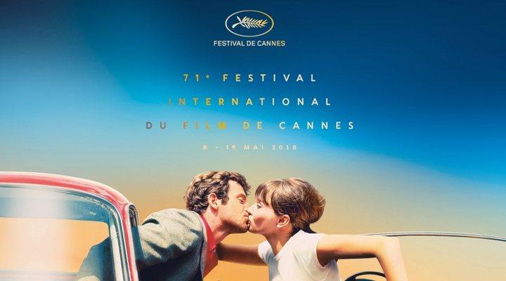 Cartel oficial de 71ª edición del Festival de Cannes