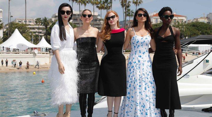 Jessica Chastain, Penélope Cruz, Marion Cotillard...