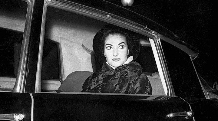 Maria by </p><p> Callas