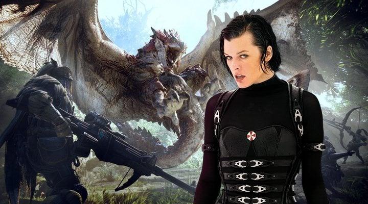 Milla Jovovich en 'Monster Hunter'