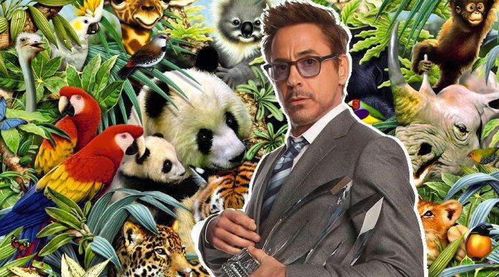 Robert Downey Jr. es Doctor Dolittle
