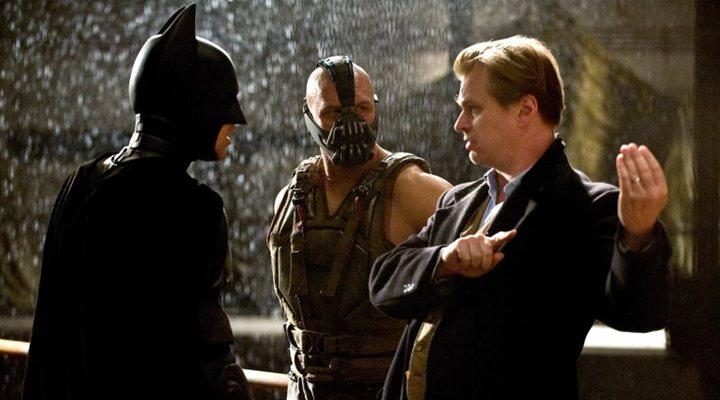 Heath Ledger como el Joker en 'El caballero oscuro'
