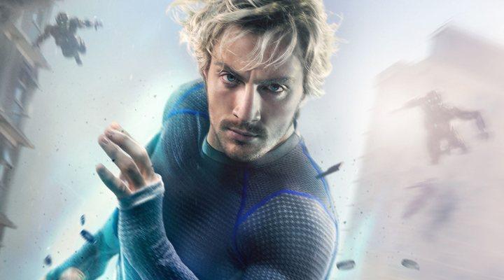 Quicksilver en 'Vengadores: La era de Ultrón'