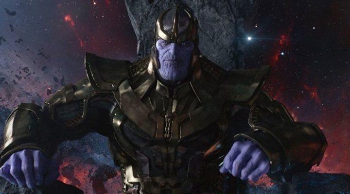 Thanos en el Universo Marvel