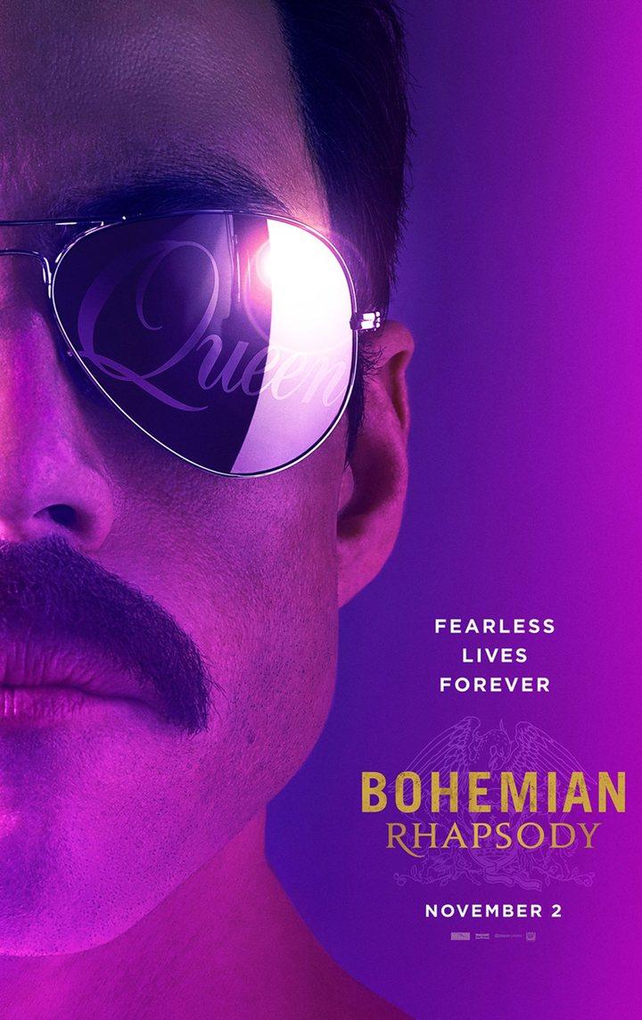 póster 'Bohemian Rhapsody'