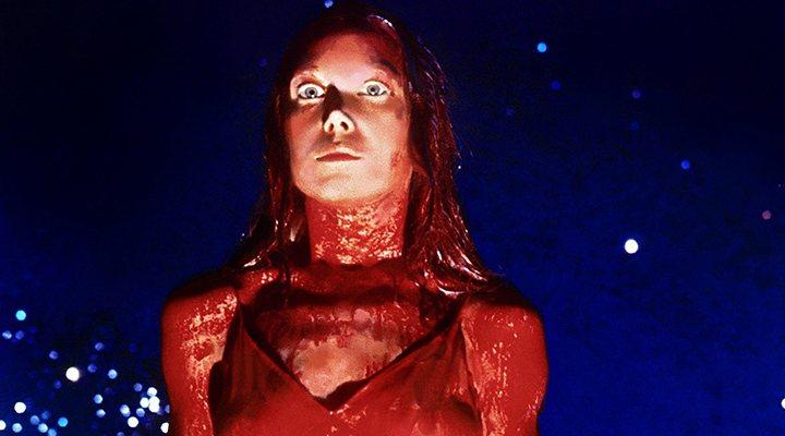 'En 1976, 'Carrie' fue la primera adaptación de una novela de Stephen King'