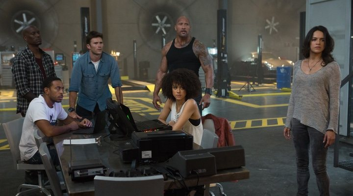 'Fast and Furious 8'