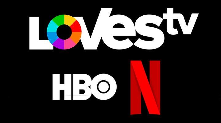 Logo de LOVEStv