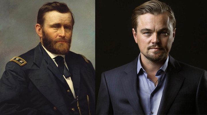 Leonardo DiCaprio bipoic S. Grant
