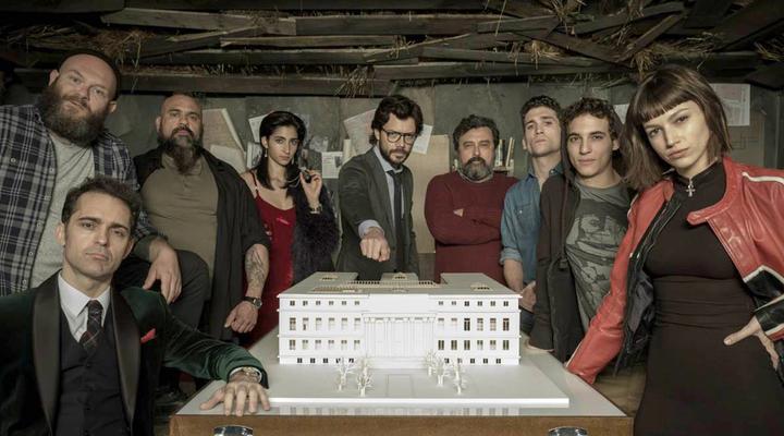 'La casa de papel'