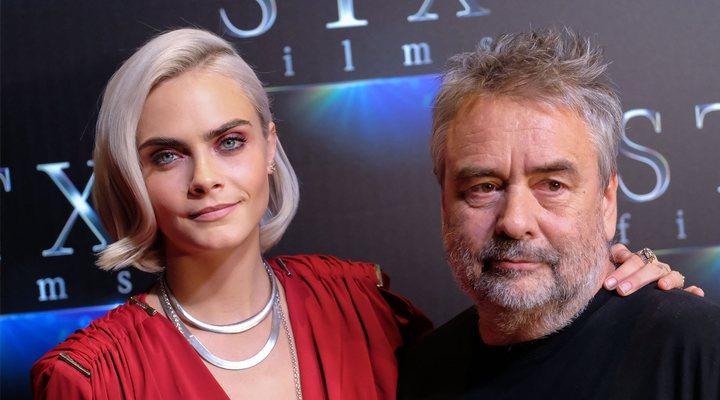 Luc Besson ('El quinto elemento') es acusado de violación por una actriz francesa