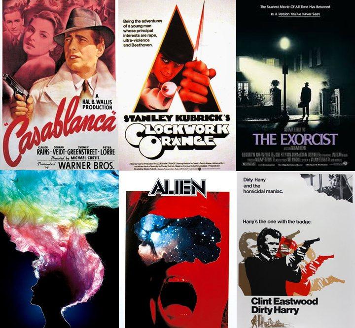Posters de Bill Gold